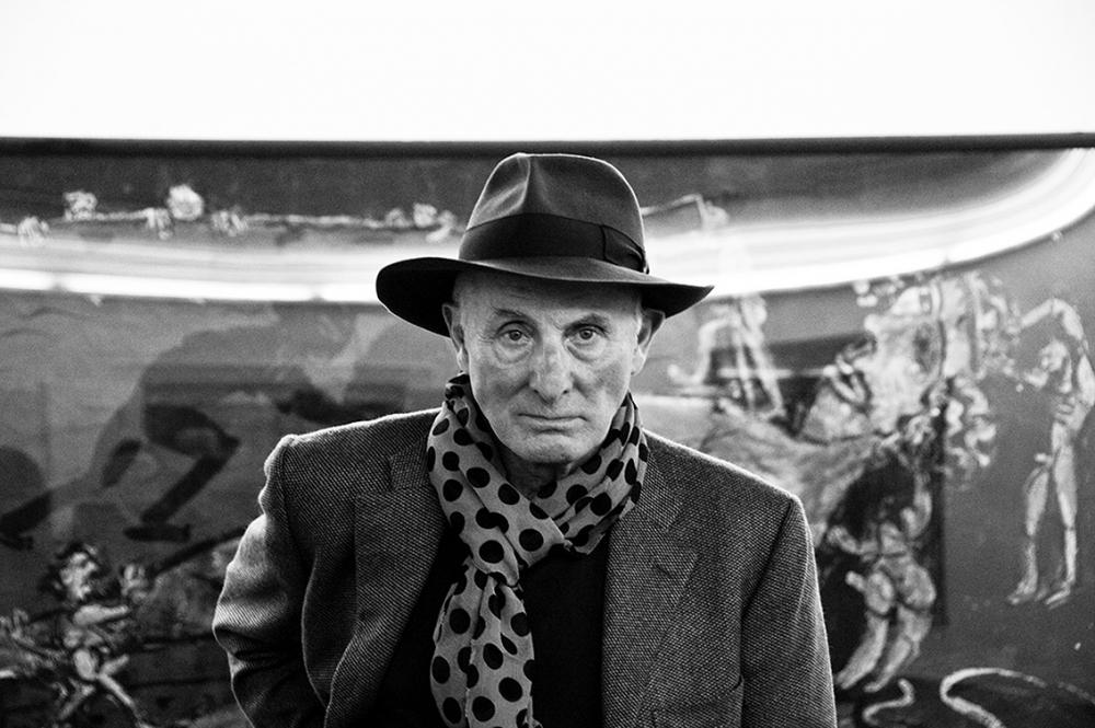 Herbert Achternbusch | Schriftst. Filmregisseur, Maler